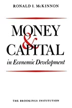Money and Capital in Economic Development by…