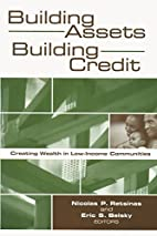 Building Assets, Building Credit: Creating…