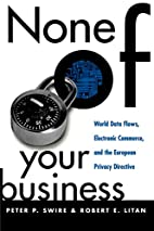 None of Your Business: World Data Flows,…