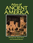 Atlas of Ancient America by Michael Coe