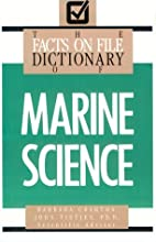 The Facts on File Dictionary of Marine…