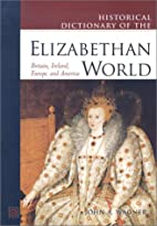 Historical Dictionary of the Elizabethan…