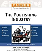 Career Opportunities in the Publishing…