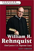 William H. Rehnquist: Chief Justice Of The…
