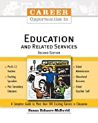Career Opportunities in Education And…