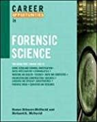 Career Opportunities in Forensic Science by…