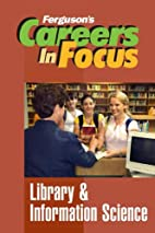Library & Information Science: Careers in…