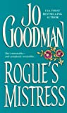 Goodman, Jo: Roque's Mistress (G K Hall Large Print Book Series)