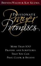 Passionate Prayer Promises Sharing Edition…