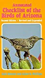 Monson, Gail: Annotated Checklist of the Birds of Arizona