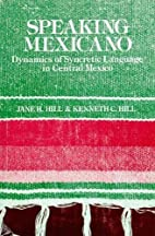 Speaking Mexicano: Dynamics of Syncretic…