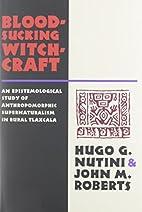 Bloodsucking Witchcraft: An Epistemological…