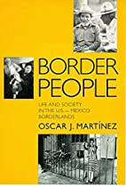 Border People: Life and Society in the…