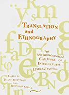 Translation and Ethnography: The…