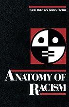Anatomy of Racism by David Theo Goldberg