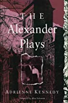 Alexander Plays (Exxon Lecture Series) by…