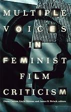 Multiple Voices in Feminist Film Criticism…