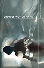 Choices Women Make: Agency in Domestic…