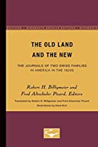 The old land and the new by Robert Henry…