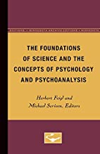 The Foundations of Science and the Concepts…