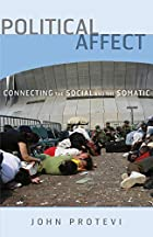 Political Affect: Connecting the Social and…