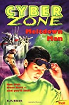 Meltdown Man-Cyber Zone by S. F. Black