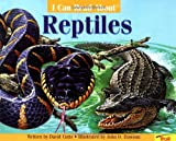 Cutts, David: I Can Read About Reptiles