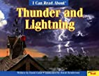 I Can Read About Thunder and Lightning by…