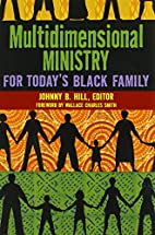 Multidimensional Ministry for Today's Black…