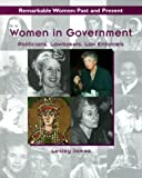 James, Lesley: Women in Government: Politicians, Lawmakers, Law Enforcers