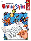 STECK-VAUGHN: Steck-Vaughn Experiences with Writing Styles: Student Workbook  Grade 5 (Exp with Writing Styles)