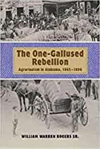 The One-Gallused Rebellion by William Warren…