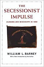 The secessionist impulse : Alabama and…