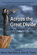 Across the Great Divide: New Perspectives on…