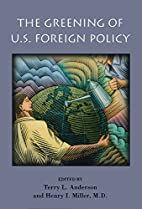 GREENING OF US FOR POL (HOOVER INST PRESS…