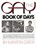 Greif, Martin: The Gay Book of Days