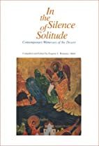 In the Silence of Solitude: Contemporary…