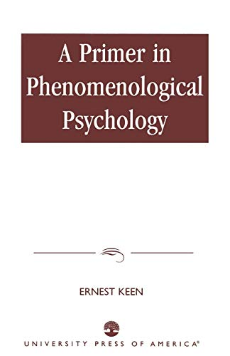 a-primer-in-phenomenological-psychology