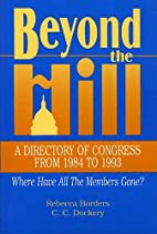 Beyond the Hill: A Directory of Congress…