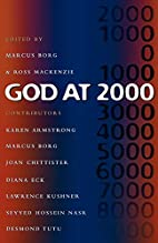 God at 2000 by Marcus J. Borg