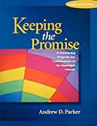 Keeping the Promise: A Guide for Mentors and…