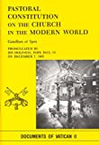 Pauline Books and Media: Pastoral Constitution on the Church in the Modern World: Gaudium et Spes