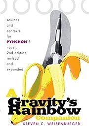 A Gravity's Rainbow Companion: Sources…