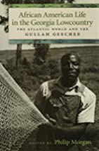 African American Life in the Georgia…