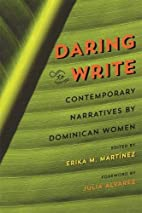 Daring to Write: Contemporary Narratives by…