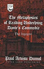 The Metaphysics of Reading Underlying…