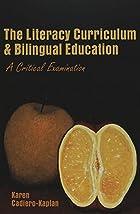 The Literacy Curriculum & Bilingual…