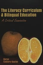 The Literacy Curriculum & Bilingual…