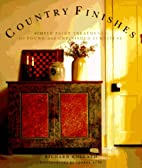 Country Finishes: Simple Paint Treatments…