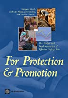 For Protection and Promotion: The Design and…